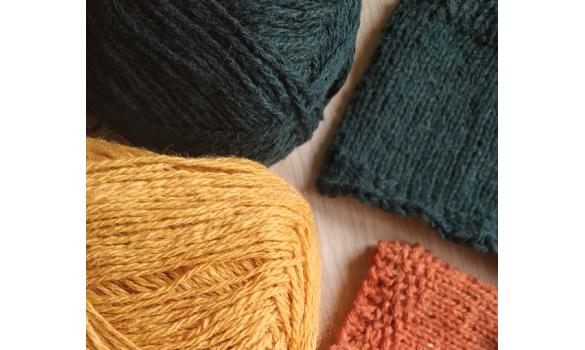 Shetland Wool Yarn